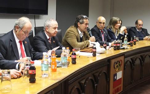 PLENARIO DE PRESIDENTES APRUEBA MODIFICACION DE LOS ESTATUTOS DEL COCH