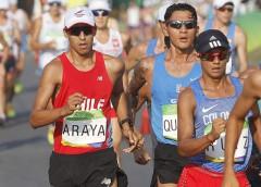 EDWARD ARAYA DESCALIFICADO NUEVAMENTE EN UNA CITA OLÍMPICA