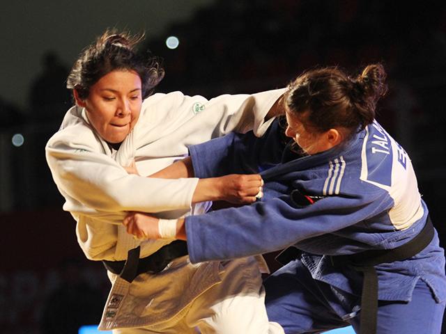 Continental Open Judo Santiago 2014
