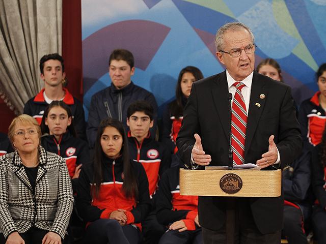 Lanzamiento Juegos Suramericanos de la Juventud-00006
