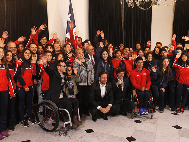 Lanzamiento Juegos Suramericanos de la Juventud-00019