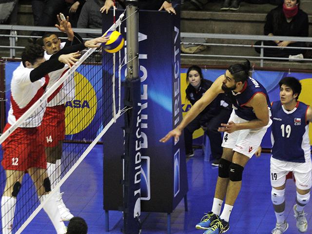Sudamericano Voleibol Masculino-0048