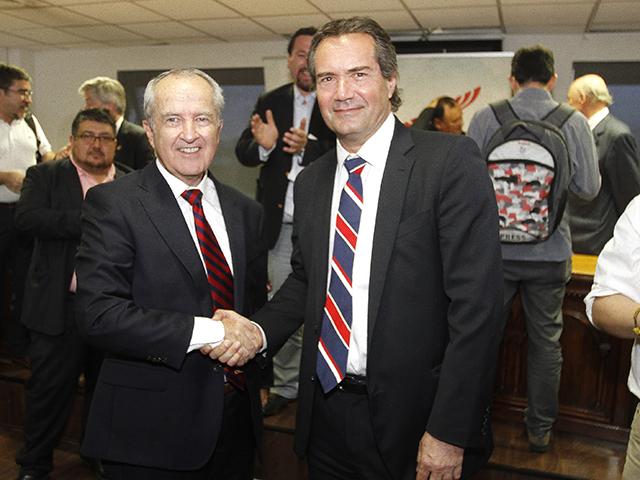 Elecciones Comite Olimpico de Chile