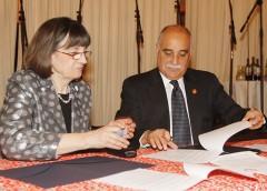 COCH firma convenio de colaboración con Comité Olímpico de Croacia